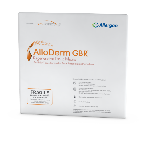 AlloDerm GBR