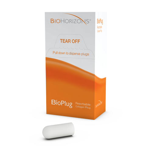 Picture of BioPlug, Resorbable Collagen Plug (box of 10)