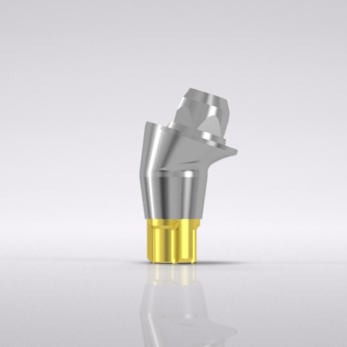 Picture of CONELOG® Bar abutment, 17° angled, type A, Ø 3.8, GH 2.5, sterile
