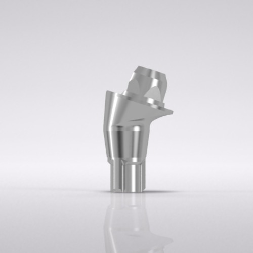 Picture of CONELOG® Bar abutment, 17° angled, type B, Ø 3.3, GH 2.5, sterile