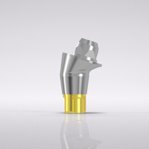 Picture of CONELOG® Bar abutment, 17° angled, type B, Ø 3.8, GH 2.5, sterile