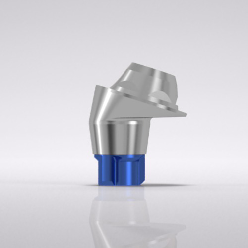 Picture of CONELOG® Bar abutment, 17° angled, type B, Ø 5.0, GH 2.5, sterile