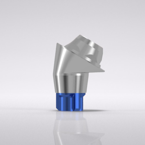 Picture of CONELOG® Bar abutment, 30° angled, type A, Ø 5.0, GH 3.5, sterile