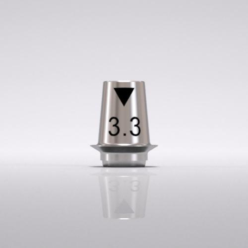 Picture of CONELOG Ti Base 3.3mm x 0.8mm, Bridge