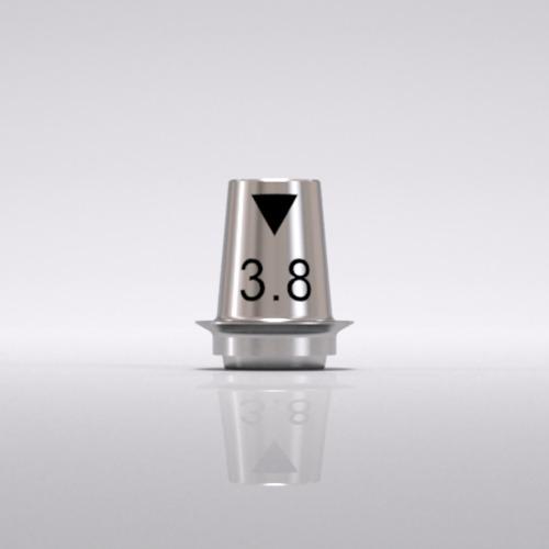 Picture of CONE Ti Base 3.8mm x 0.8mm, Bridge (C2342.3808)