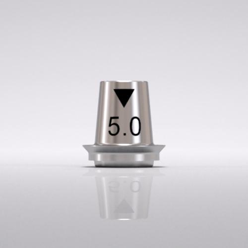 Picture of CONE Ti Base 5.0mm x 0.8mm, Bridge (C2342.5008)