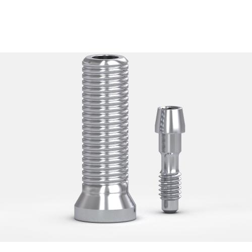 Picture of Conic Titanium Abutment 17 Deg w/ Retaining Screw