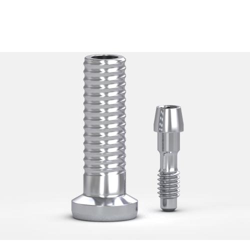 Picture of FlatOne® Abutment Titanium Cylinder, w/ Retaining Screw