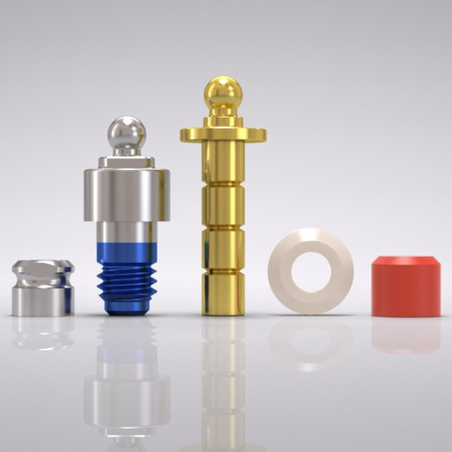 Picture of CAMLOG® Ball abutment set Ø 5.0 mm, GH 3.0 mm