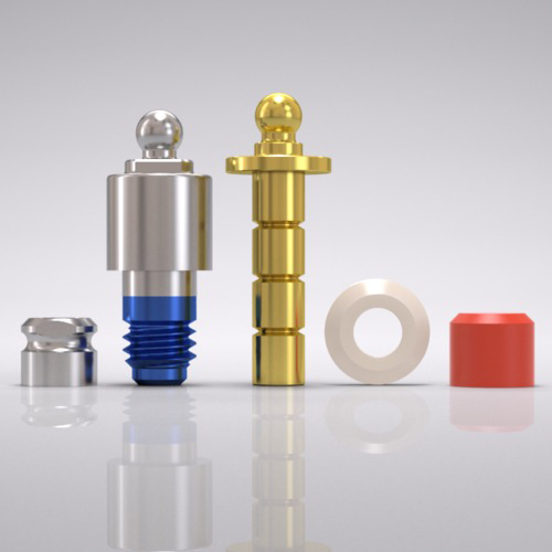 Picture of CAMLOG® Ball abutment set Ø 5.0 mm, GH 4.5 mm