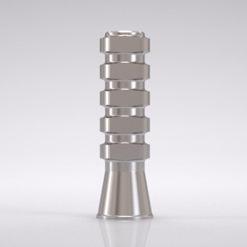 Picture of Titanium cap for bar abutment Ø 3.3/3.8/4.3 mm, for bridge