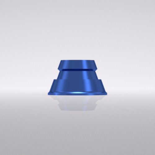 Picture of Titanium bonding base for bar abutment Ø 5.0/6.0 mm