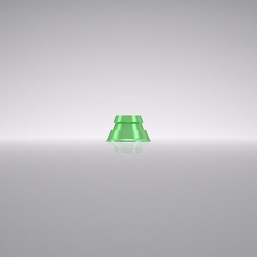 Picture of Titanium bonding base for bar abutment, Ø 5.0/6.0 mm