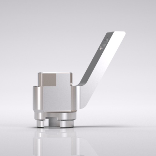 Picture of Aligning tool 30°, angled bar abutments, insertion post, stainless steel