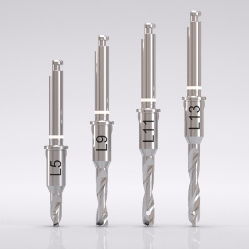 Picture of GS Pilot drill set, for Ø 3.3 L 13