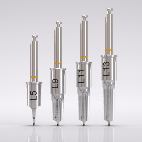 Picture of GS Surgery set, SCREW-LINE Ø 3.8, for L 13