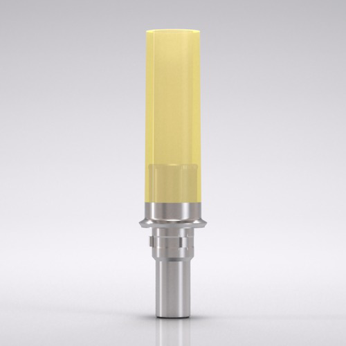 Picture of CAMLOG® Gold-plastic abutment Ø 3.8 mm