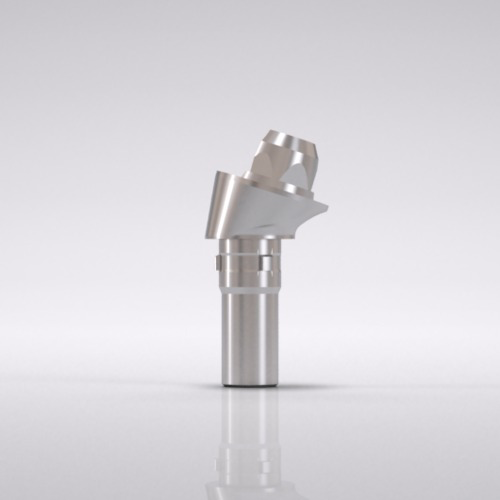 Picture of CAMLOG® Bar abutment, 17° angled, type A, Ø 3.3, GH 2.5, sterile