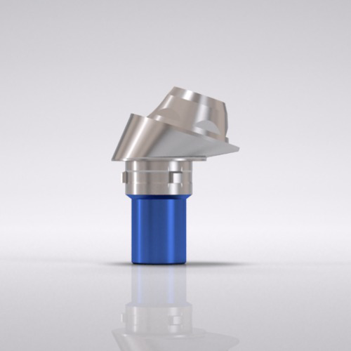 Picture of CAMLOG® Bar abutment, 17° angled, type A, Ø 5.0, GH 2.5, sterile