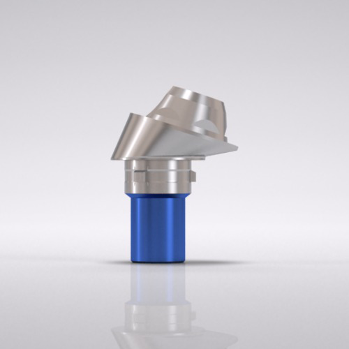 Picture of CAMLOG® Bar abutment, 17° angled, type B, Ø 5.0, GH 2.5, sterile
