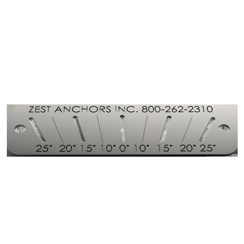 Foto de Guía de medición de ángulos Locator (Zest ref 9530)