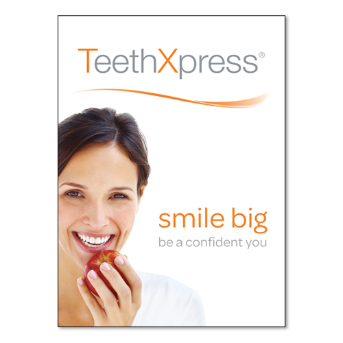 Picture of TeethXpress Consultation Folder (25 Pack)
