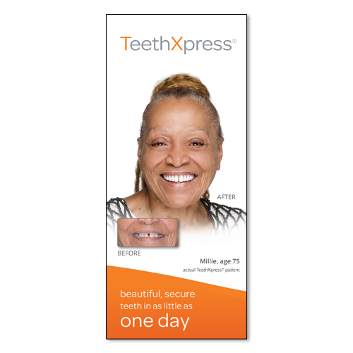 Picture of TeethXpress Patient Education Brochure - Millie (50 pk)