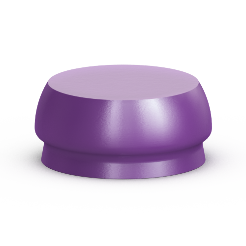 Picture of ODSecure Retention Cap Insert (Violet)(Strong)(4 pack)