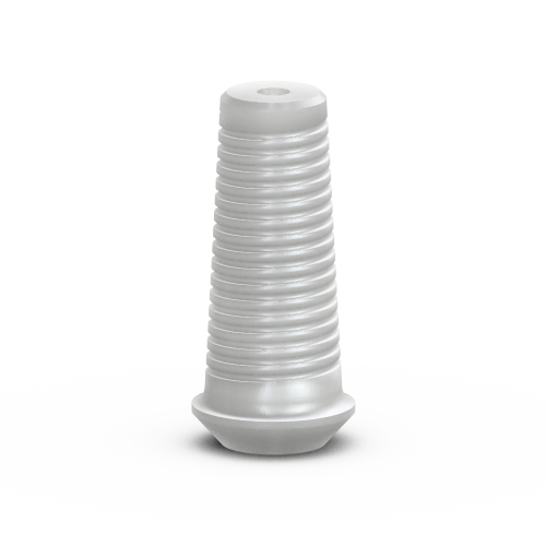 Picture of One-Piece Plastic Castable Abutment, Slim