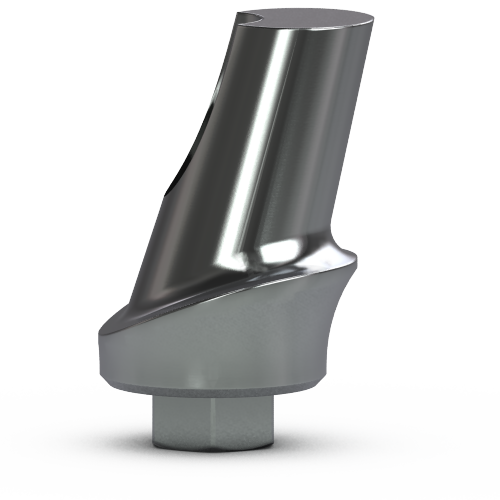 Picture of 5.7mm Angled Contour Abutment