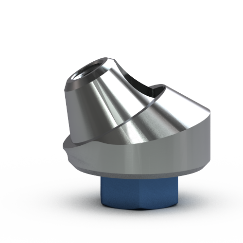 Picture of 5.7mm Multi-unit Abutment, 30-degree, 3mm Collar