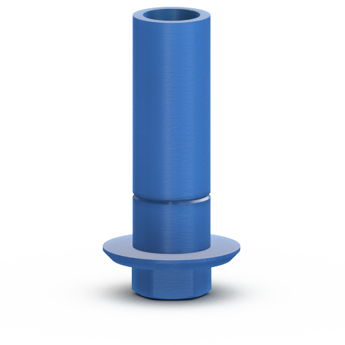 Picture of 5.7mm Plastic Custom Cast Abutment, Hexed