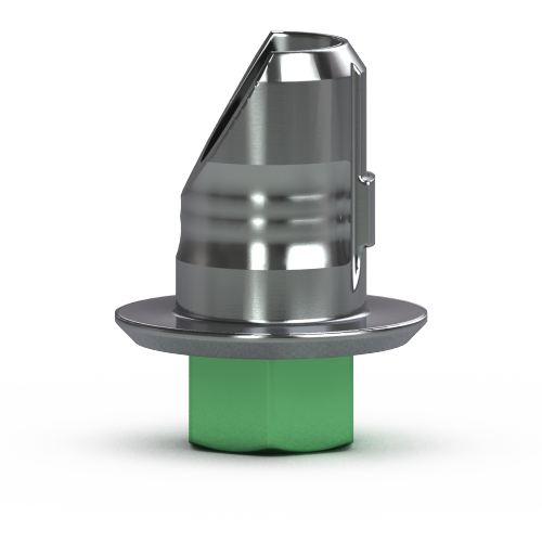 Picture of Hybrid Base Abutment, 4.5mm Internal
