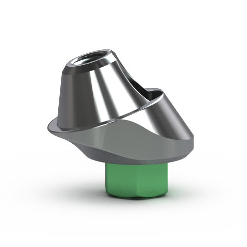 Picture of 4.5mm Multi-unit Abutment, 17-degree, 2.25mm Collar