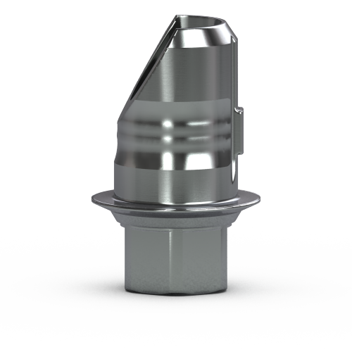 Picture of 3.0mm Hybrid Abutment Base, Hexed