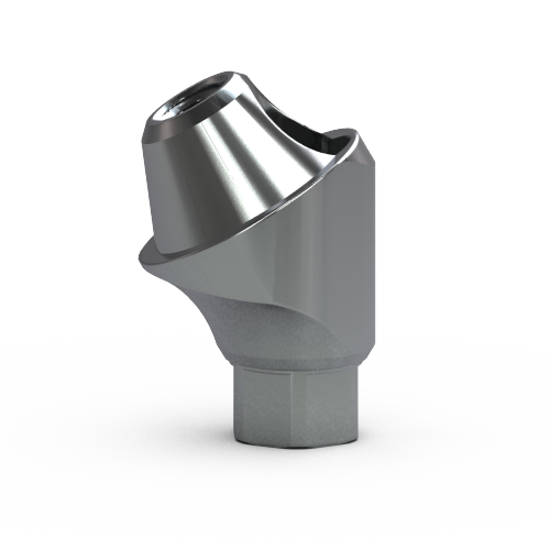 Picture of 3.0mm Multi-unit Abutment, 30-degree, 4mm Collar