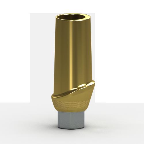 Picture of 3.0mm Straight Esthetic Abutment, Laser-Lok