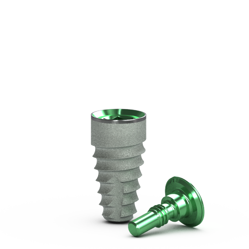 Foto de Implante Tapered Internal RBT, 4.6 x 9mm, sin pilar