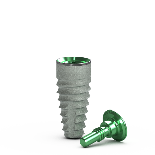 Foto de Implante Tapered Internal Rbt 4.6 x 10.5mm sin pilar