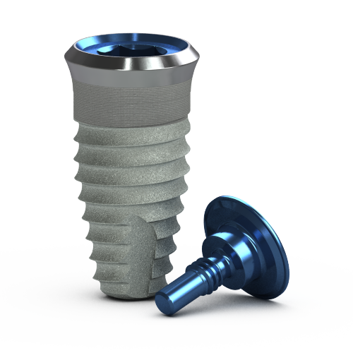 Foto de Implante Tissue Level cónico, 5.8 x 10.5 mm, plat. 5.7mm
