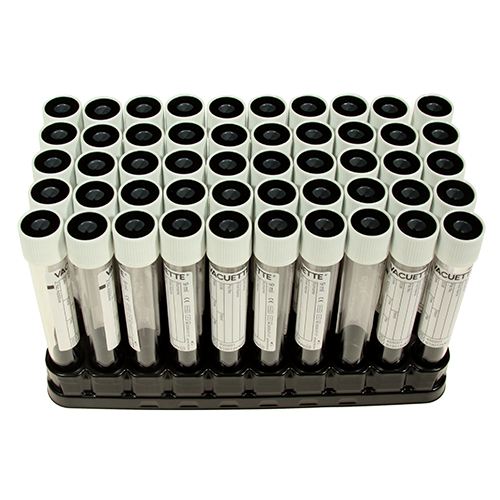 Picture of IntraSpinTM White Blood Collection Tubes Ref. 455006, 50 Pcs