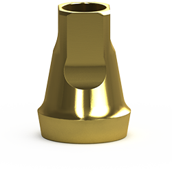 Picture of External 5.0mm 3inOne Abutment, Hexed