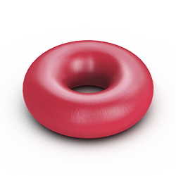 Picture of Clinical O-Ring, Silicone (pack of 12)