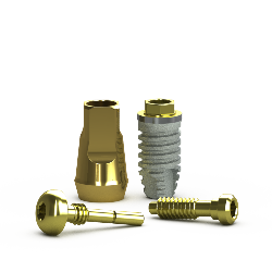 Picture of External Implant RBT, D3 Threadform 3.5 x 7mm