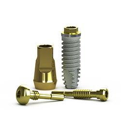 Picture of External Implant RBT, D3 Threadform 3.5 x 10.5mm