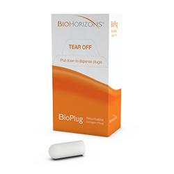 Foto de BioPlug, Resorbable Collagen Plug (box of 10)