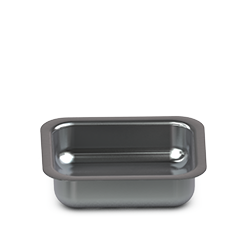 Picture of Rectangular Stainless Steel Bowl