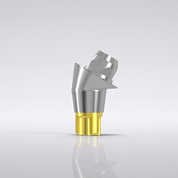 Picture of CONELOG® Bar abutment, 30° angled, type A, Ø 3.8, GH 2.5, sterile
