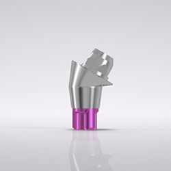 Picture of CONELOG® Bar abutment, 30° angled, type A, Ø 4.3, GH 2.5, sterile