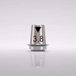 Picture of CONELOG® Titanium base CAD/CAM, bridge Ø 3.8, GH 0.8